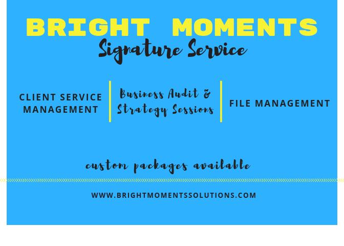 BMS Signature Service List No pricing (5.19)